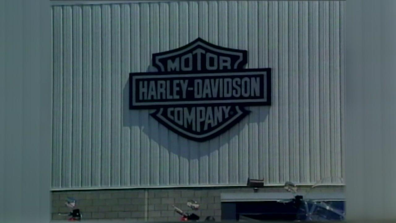 Harley Davidson internship