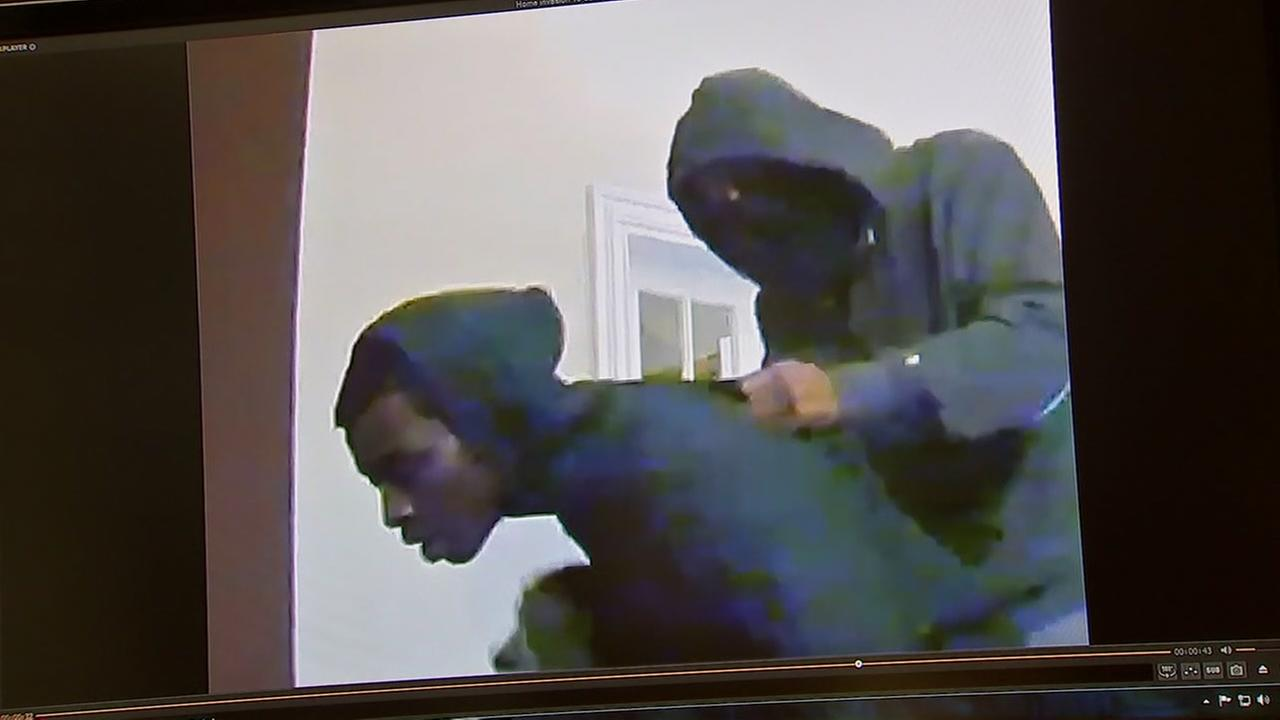 Deputies release surveillance video of violent home invasion in east Harris County