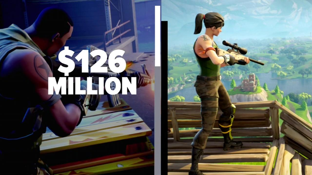 Play Fortnite and win a scholarship