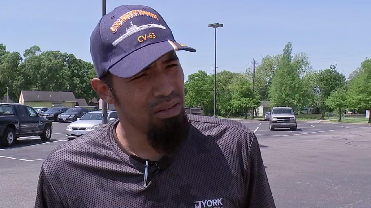 Father who turned son into authorities speaks out