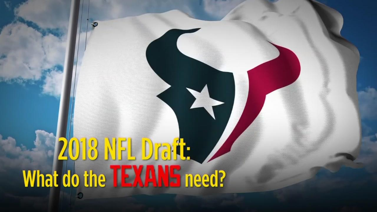Houston Texans in the NFL Draft