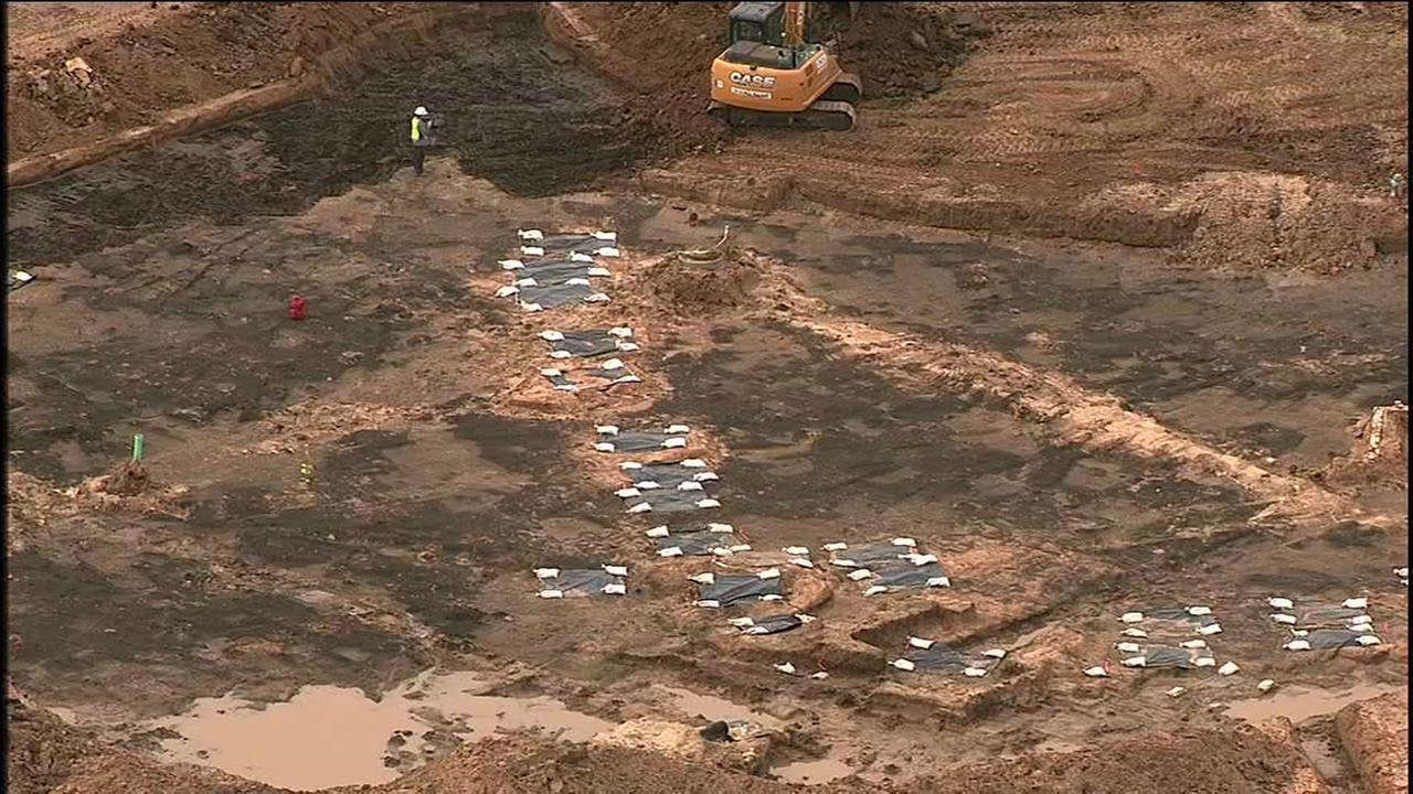 89 graves found at site of new Ft. Bend ISD school under construction