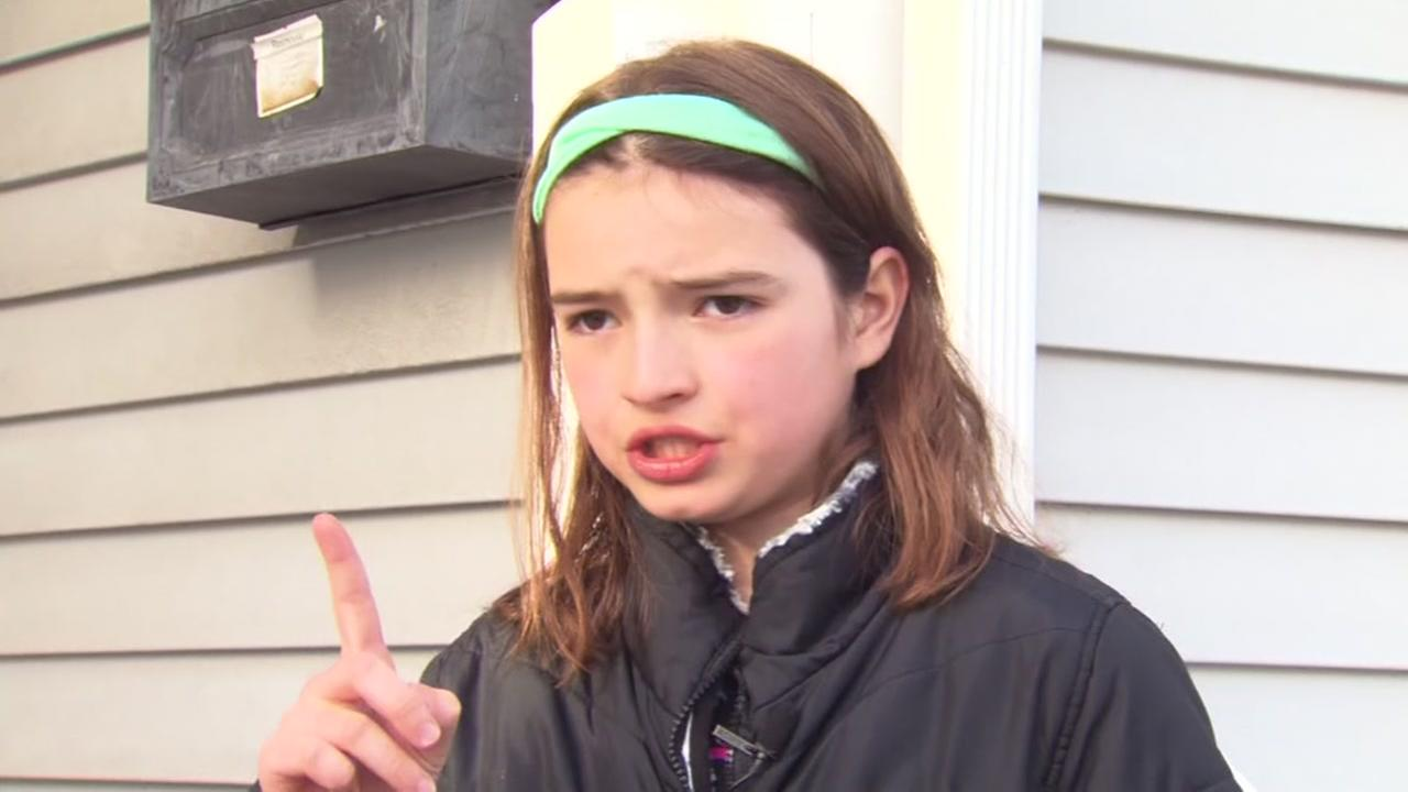9-year-old chases after thief