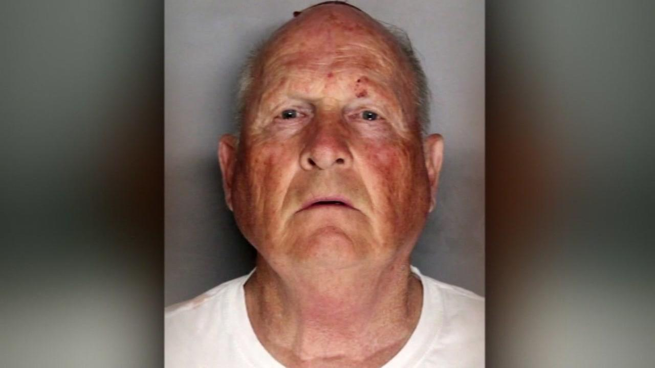 Police used geneology website to zero in on the golden state killer