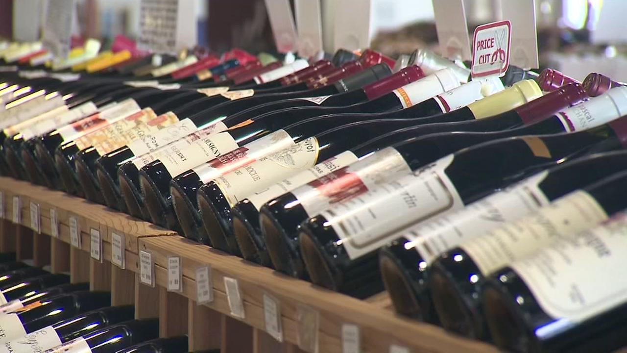 Get it while its cheap! Wine price are expected to rise