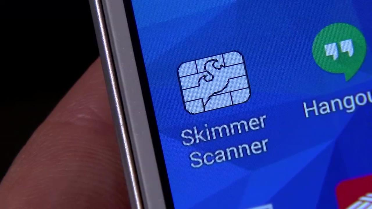 Heres how you can detect a card skimmer on a gas pump