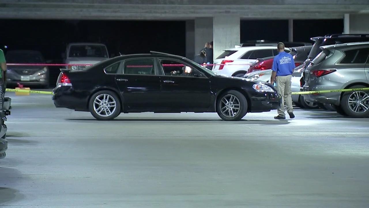 Man found dead inside apartment complex parking garage