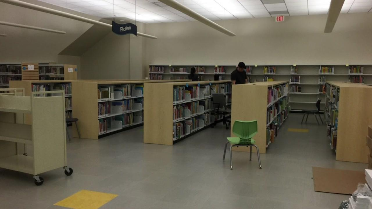 Barbara Bush Branch Library to open May 14 after flooding renovations