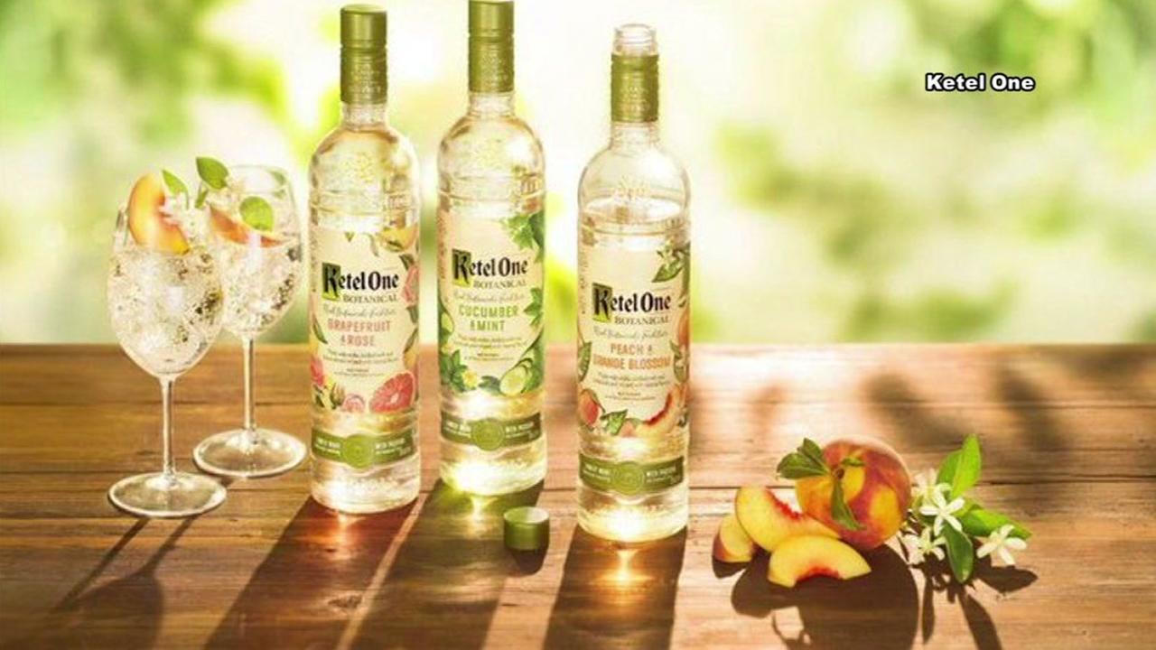 Diet vodka could soon hit store shelves