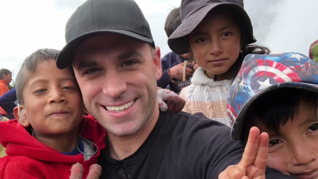 Foti recalls time with improverished in Ecuador