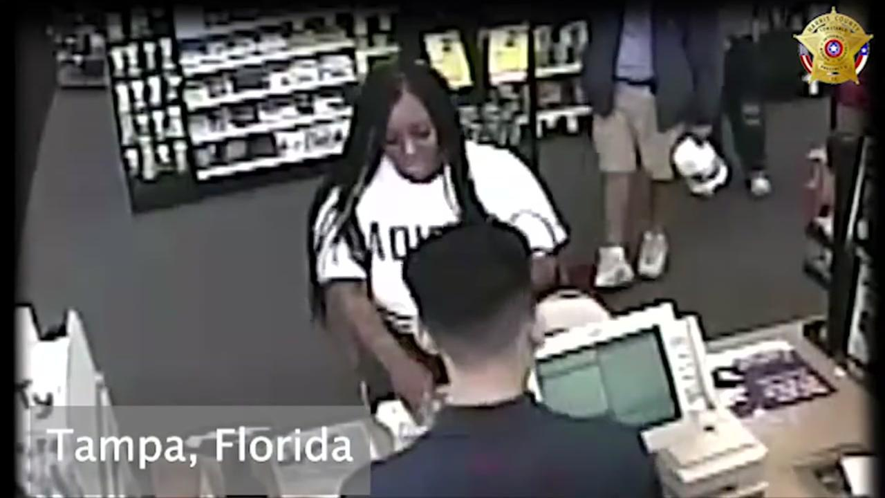 Spring Break Spending Spree Suspect Extradited to Florida