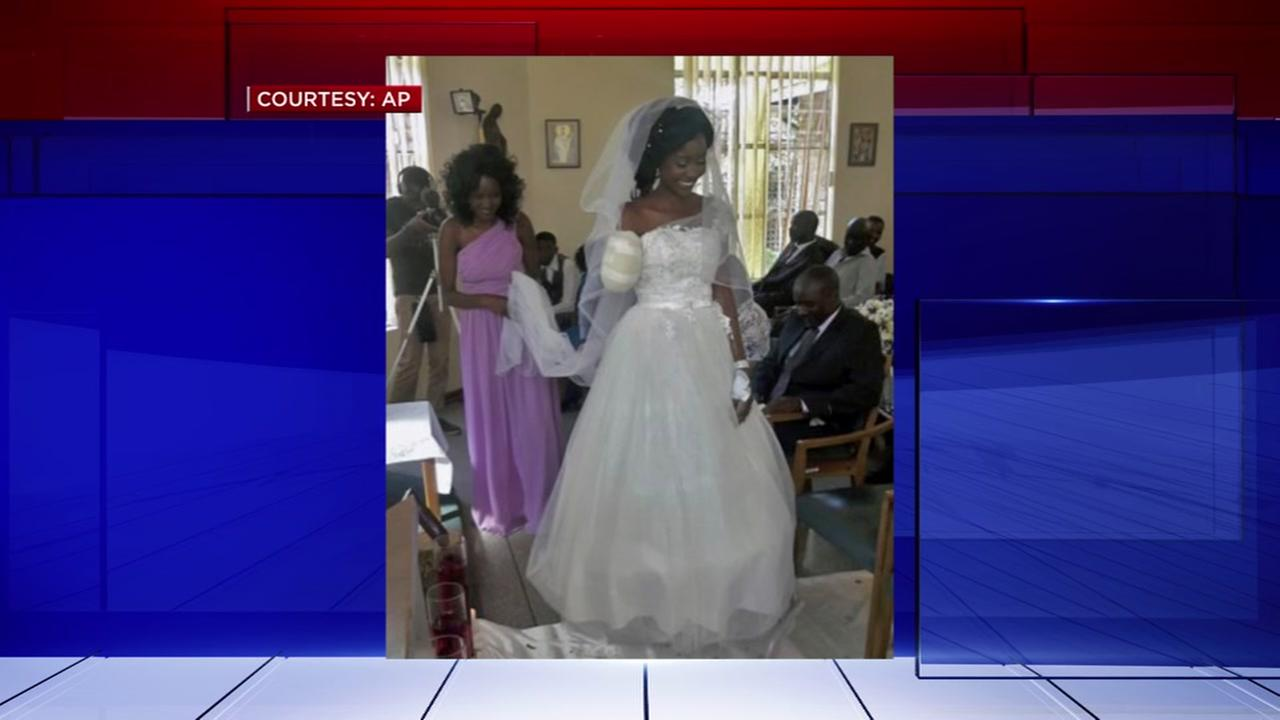 Bride loses arm 5 days before wedding