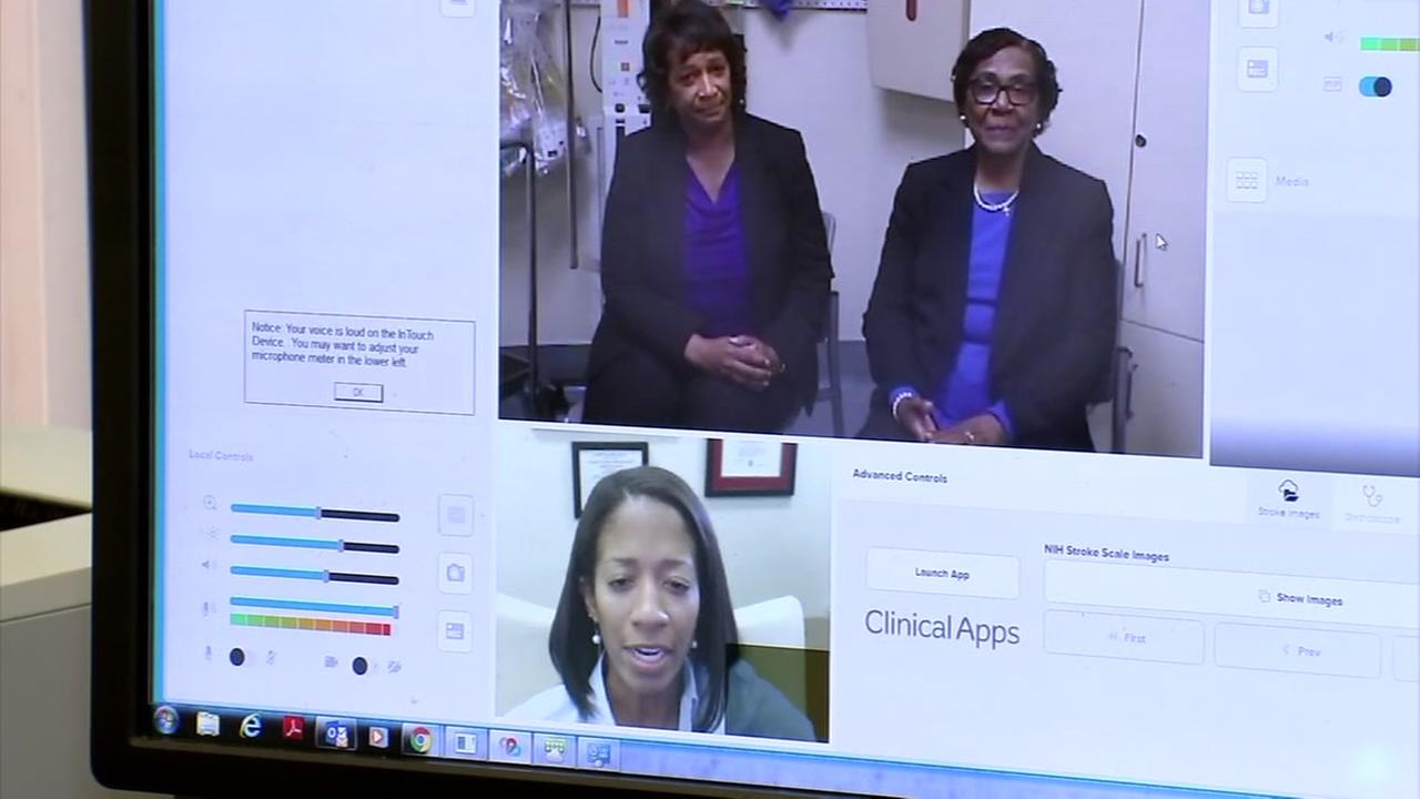 Telemedicine becoming avaliable to patients