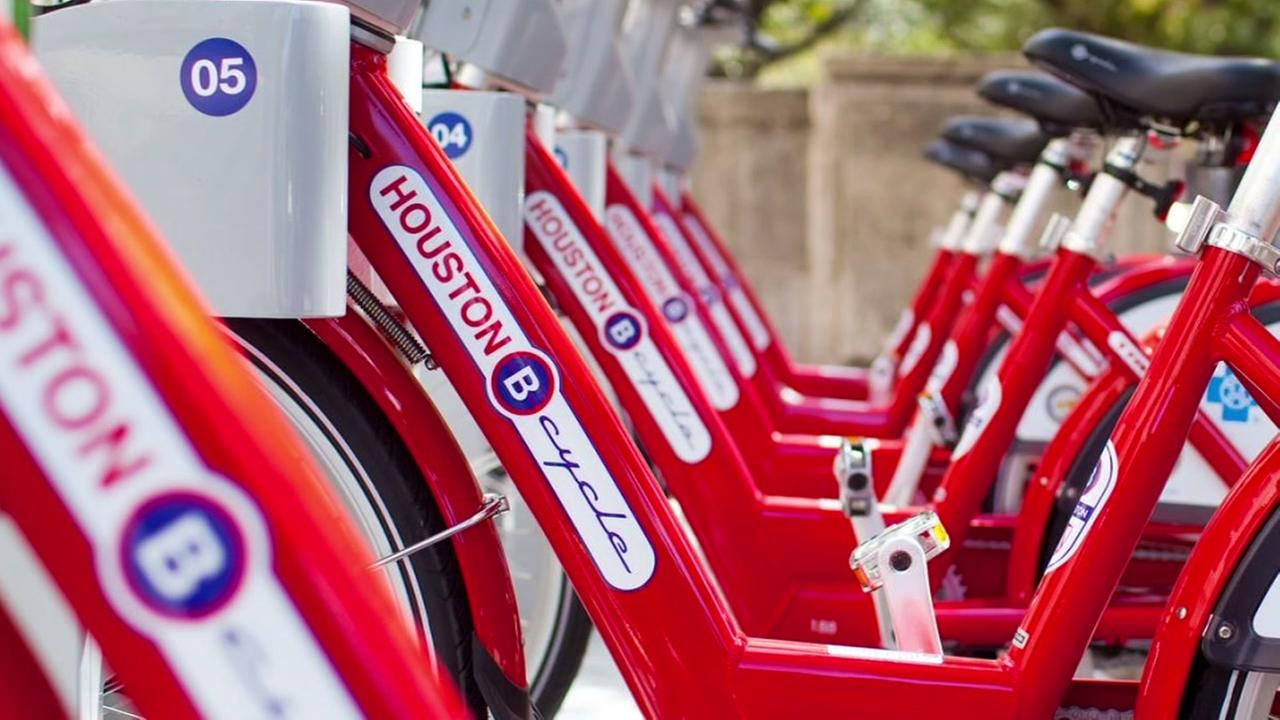 Houston BCycle offers free rides on Bike to Work Day