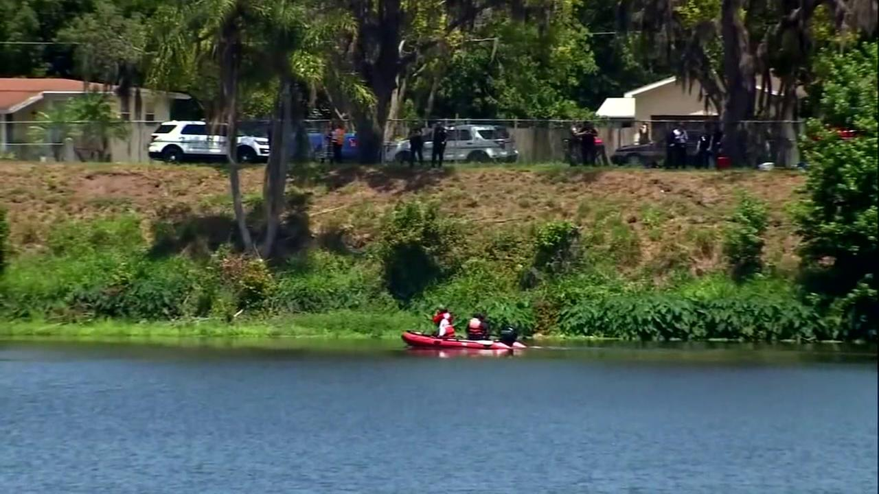 Crews continue search for teen who may have been taken under by alligator