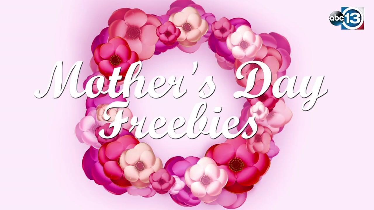 Mothers Day freebies