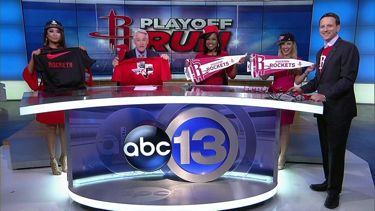 Friendly Western Conference Finals wager with our sister station KGO