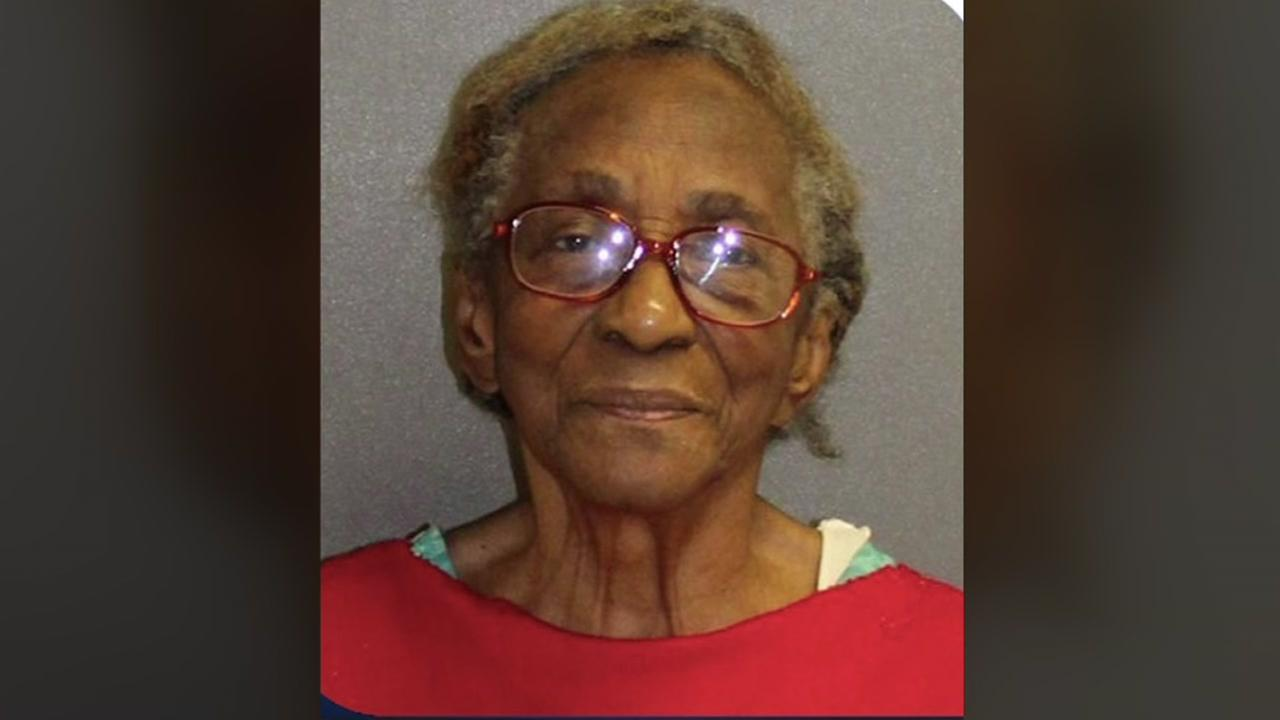 95 year old woman accused of slipper slapping her granddaghter