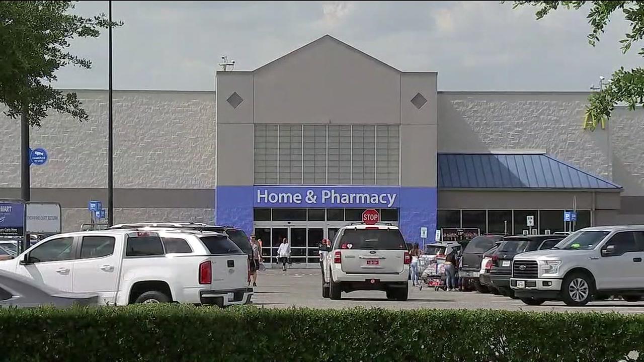 Walmart greeter fired after punching panhandler in face