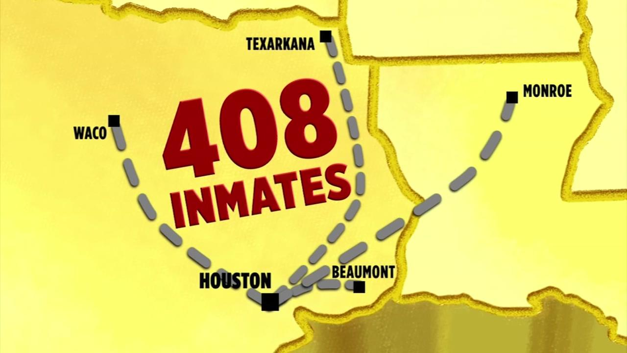 Harris Co. spending millions to send inmates elsewhere