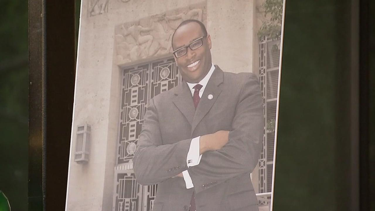 Residents remember Houston Councilman Larry Green