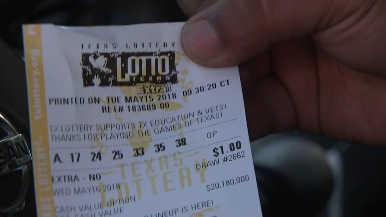 $30 million Lotto ticket sold in Houston