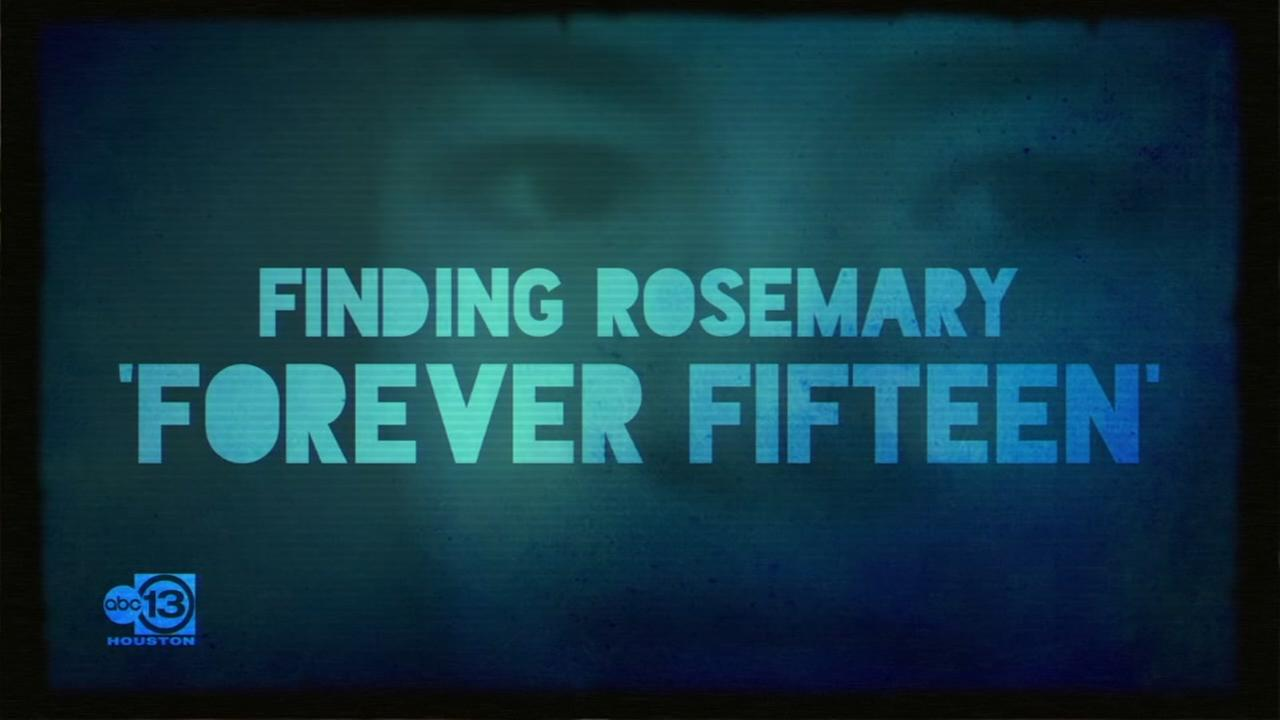 FINDING ROSEMARY: Forever Fifteen