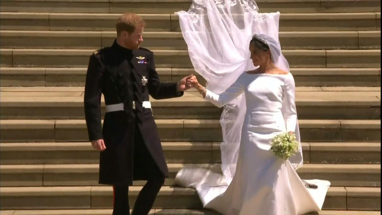 Meghan Markle wedding dress knockoff for sale