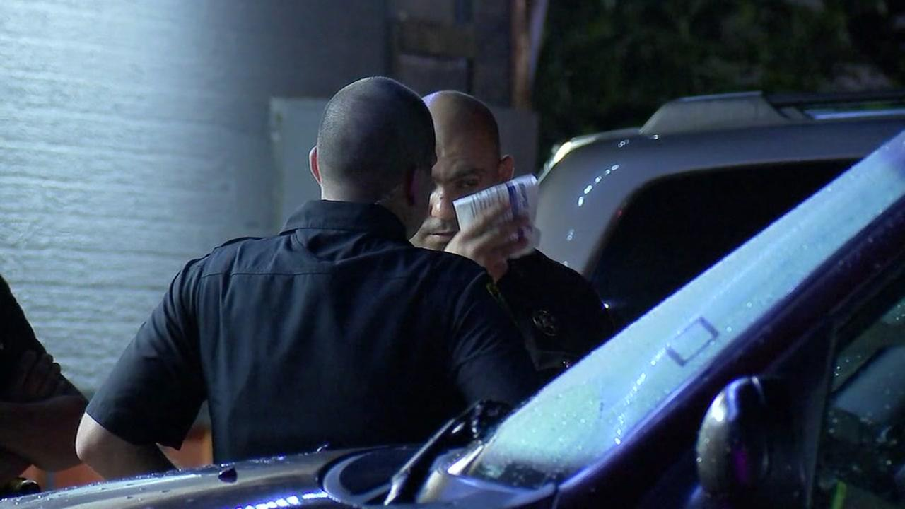 Pct 4 Deputy punched in face at bar