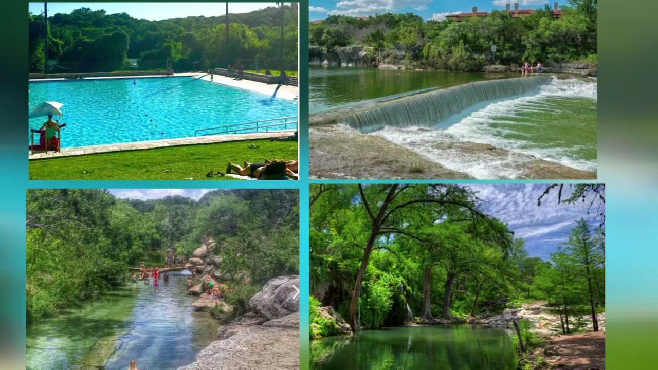 Texas pools