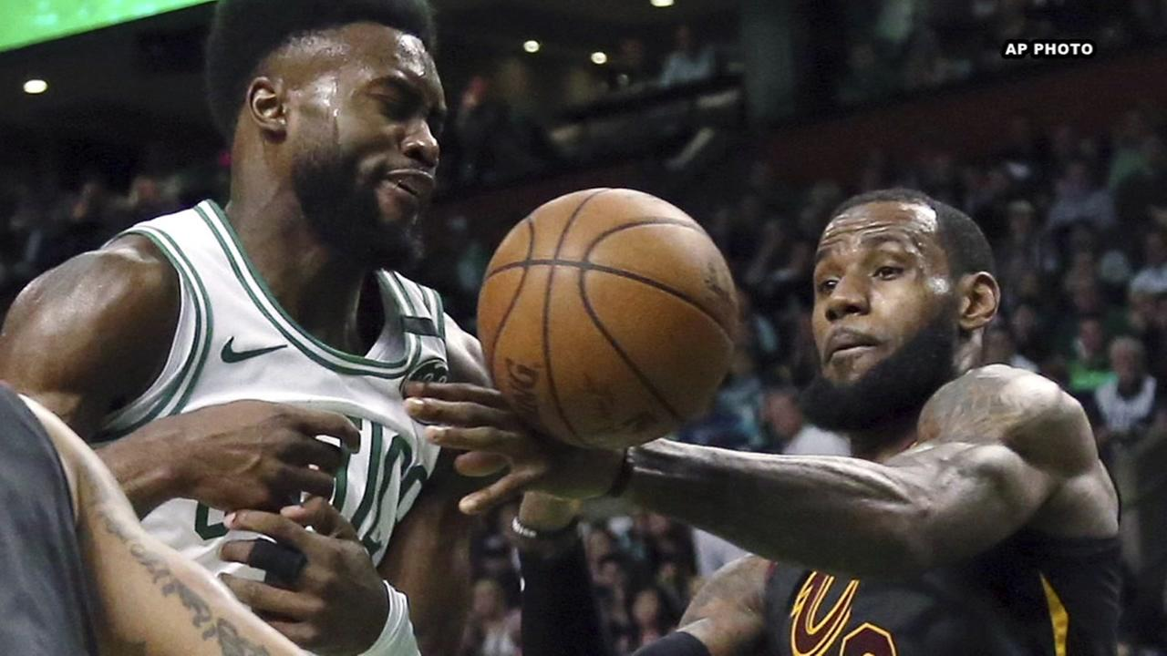 Cleveland takes on Boston in Game 7 of East Finals