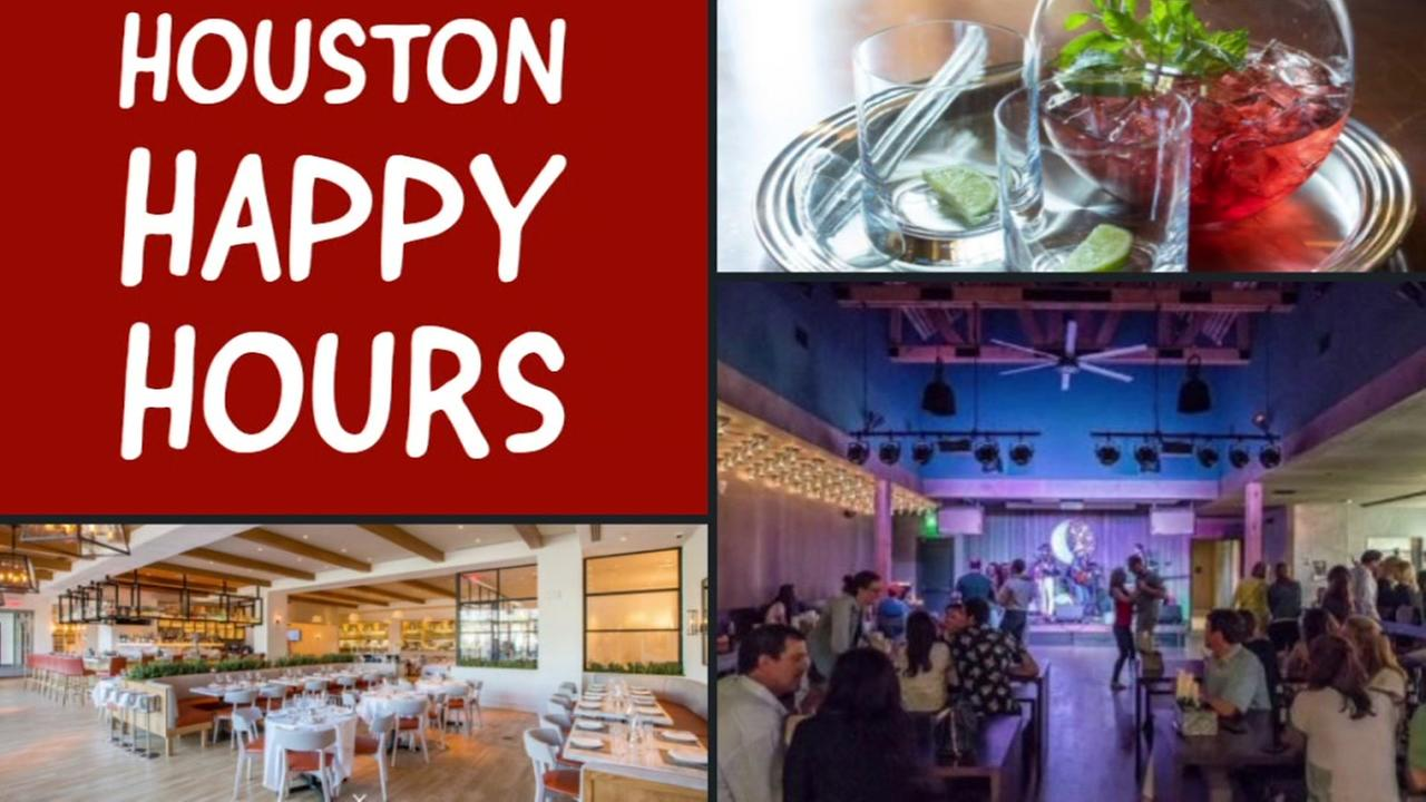 A look at some new happy hour spots in Houston
