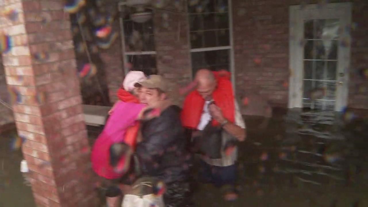 Jeff Ehling awarded for heroic efforts during Hurricane Harvey