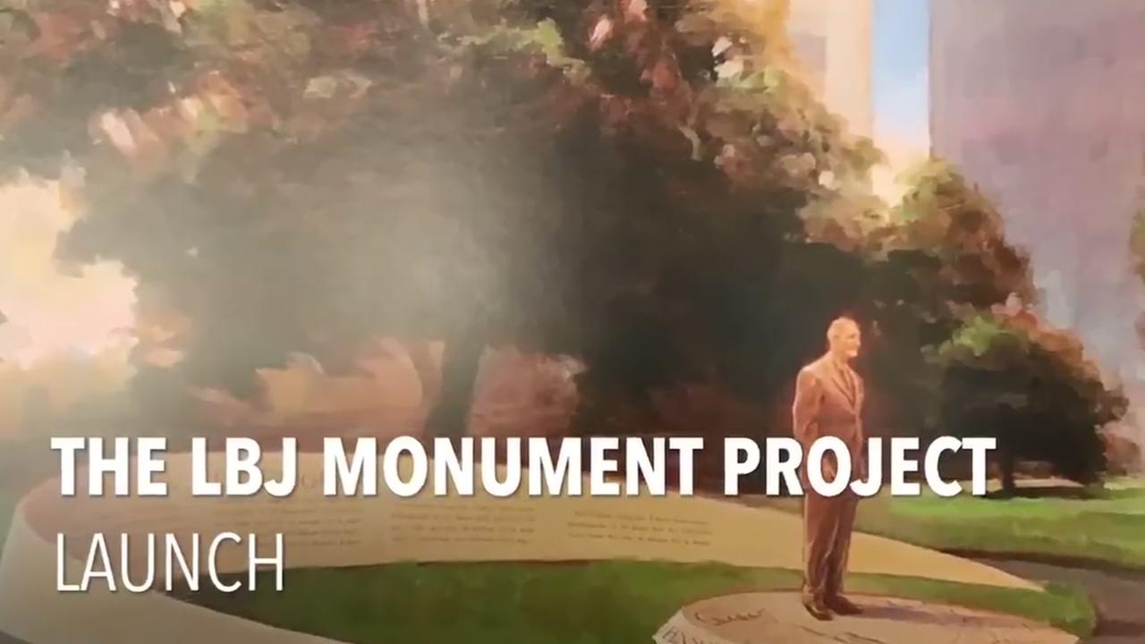 LBJ monument coming to downtown Houston