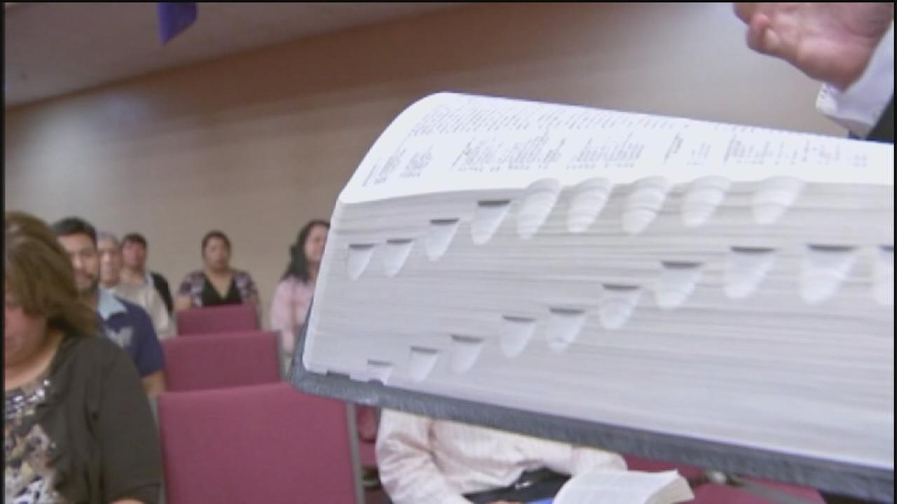 Houston changes approach to sermon subpoenas