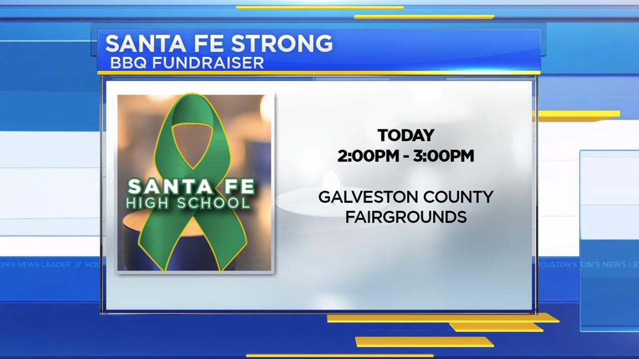Food truck benfit held for santa fe