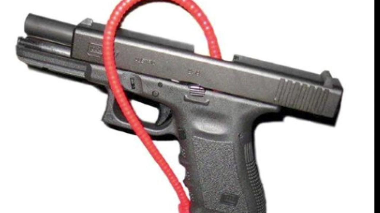 League City police give away free gun locks