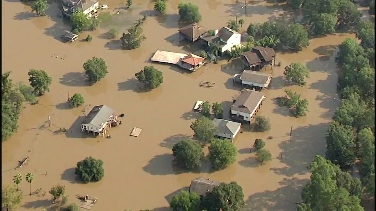 WAITING GAME: Harvey victims left on hold after Red Cross announces more money for storm relief