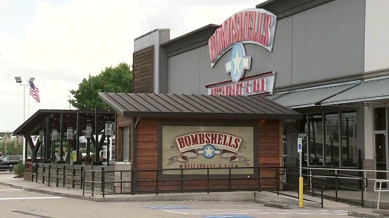 Attorney: Officer hurt in crash after driver overserved at Bombshells restaurant in southeast Houston