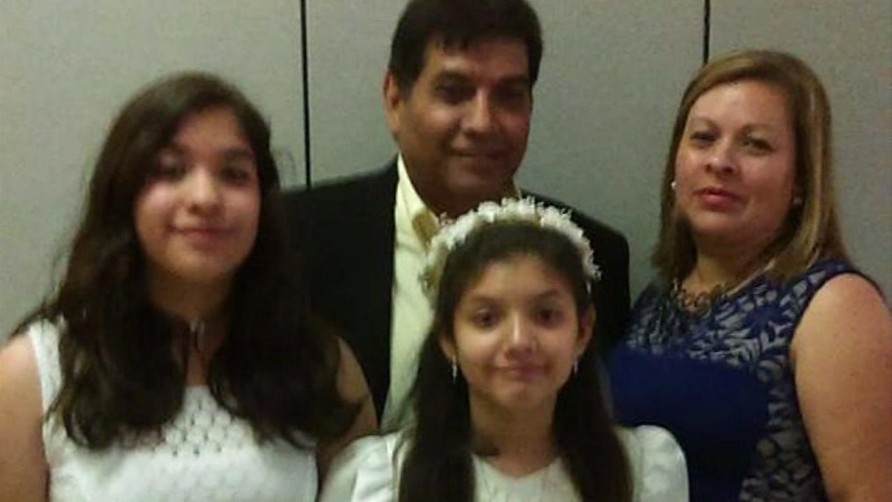 Houston dad dies from crash injuries