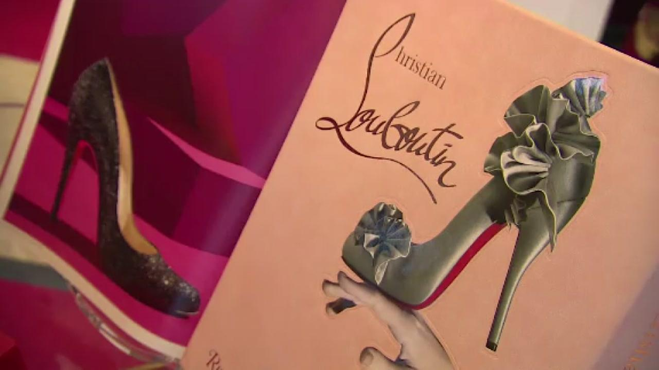 Designer Louboutin wins legal fight to prevent red sole copycats