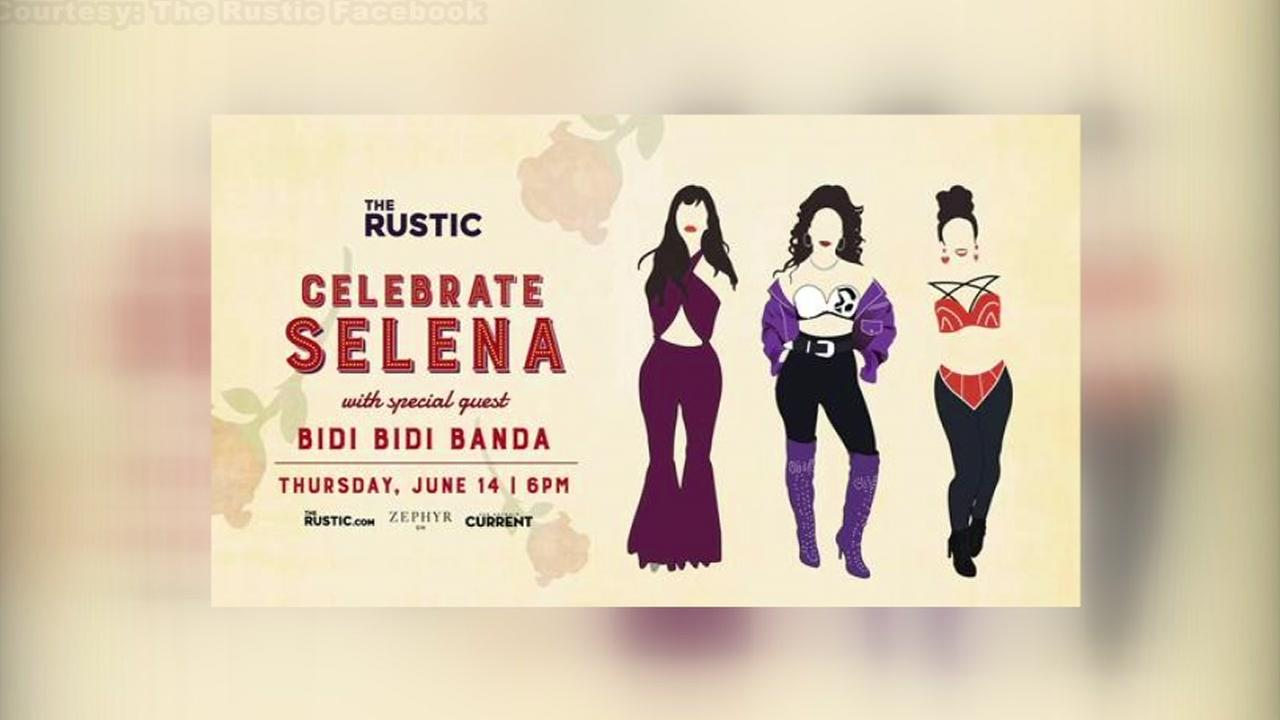 Selena look alike contest
