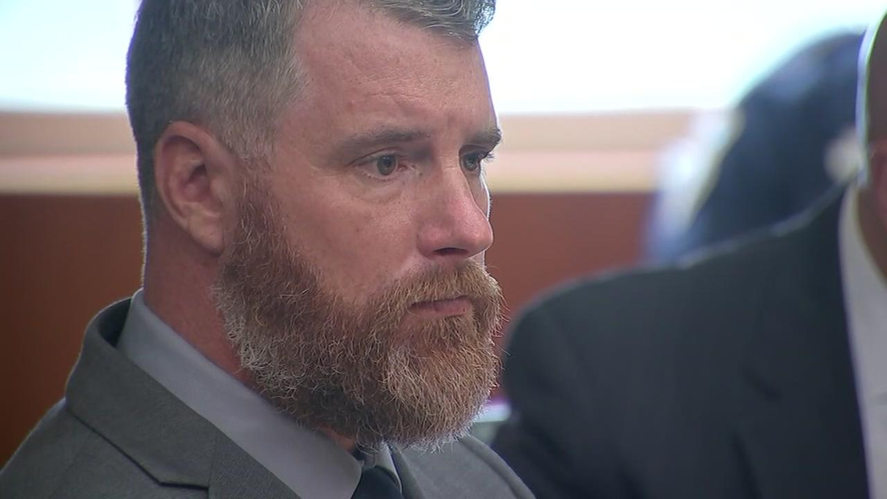 Trial begins for man accused in deady fight outside Dennys