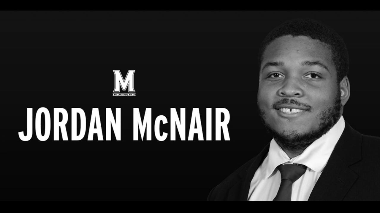 Maryland football player Jordan McNair has died at 19