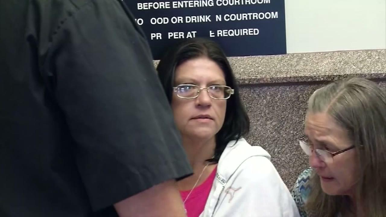 Grandmother using meth when toddler disappeared