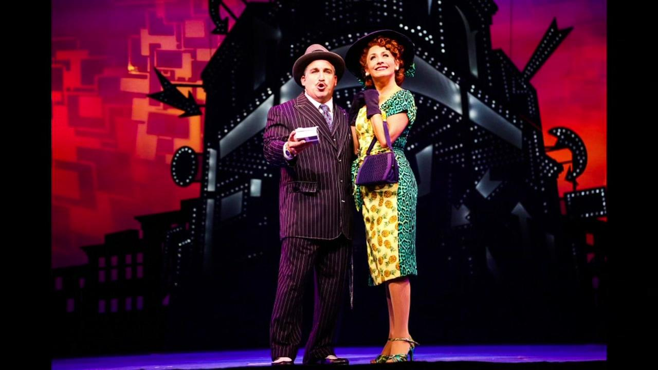 Guys and Dolls hits the stage in Houston