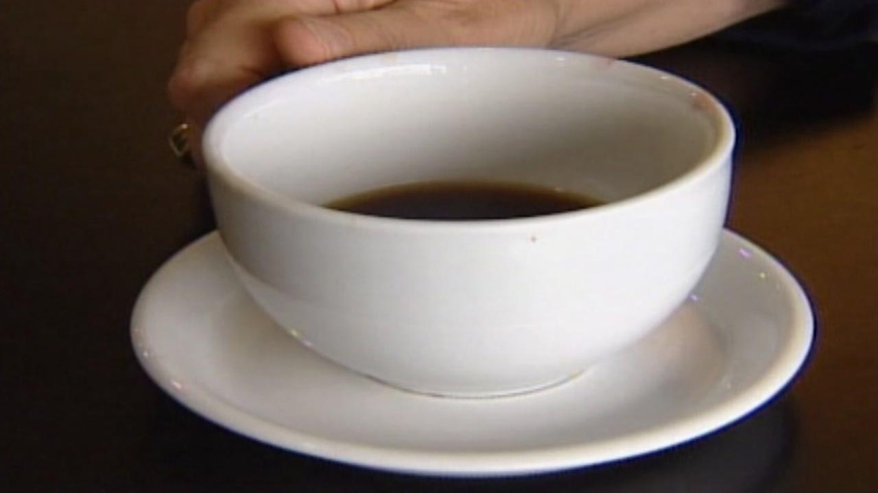 You could be drinking your coffee too early
