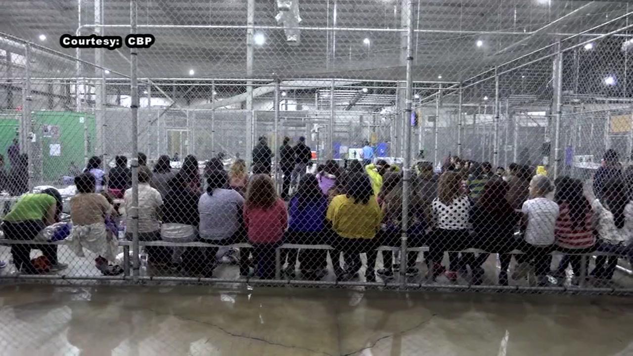 McAllen detention center
