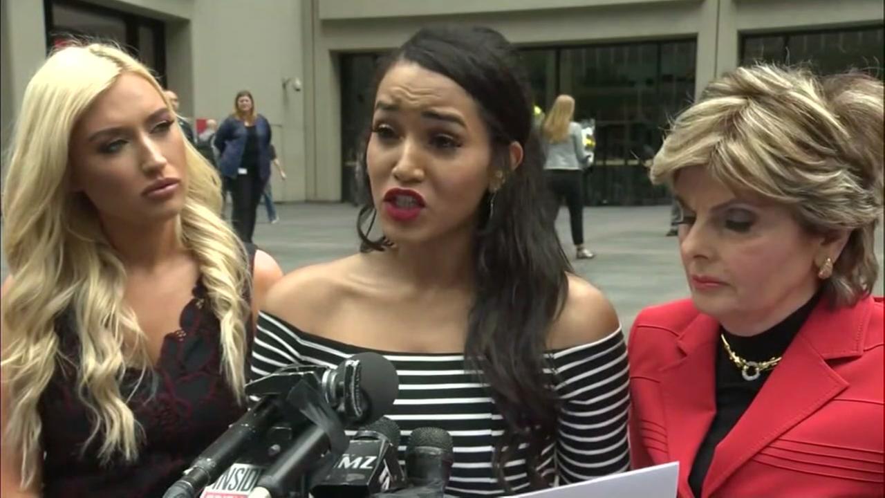 Texans cheerleader lawsuit