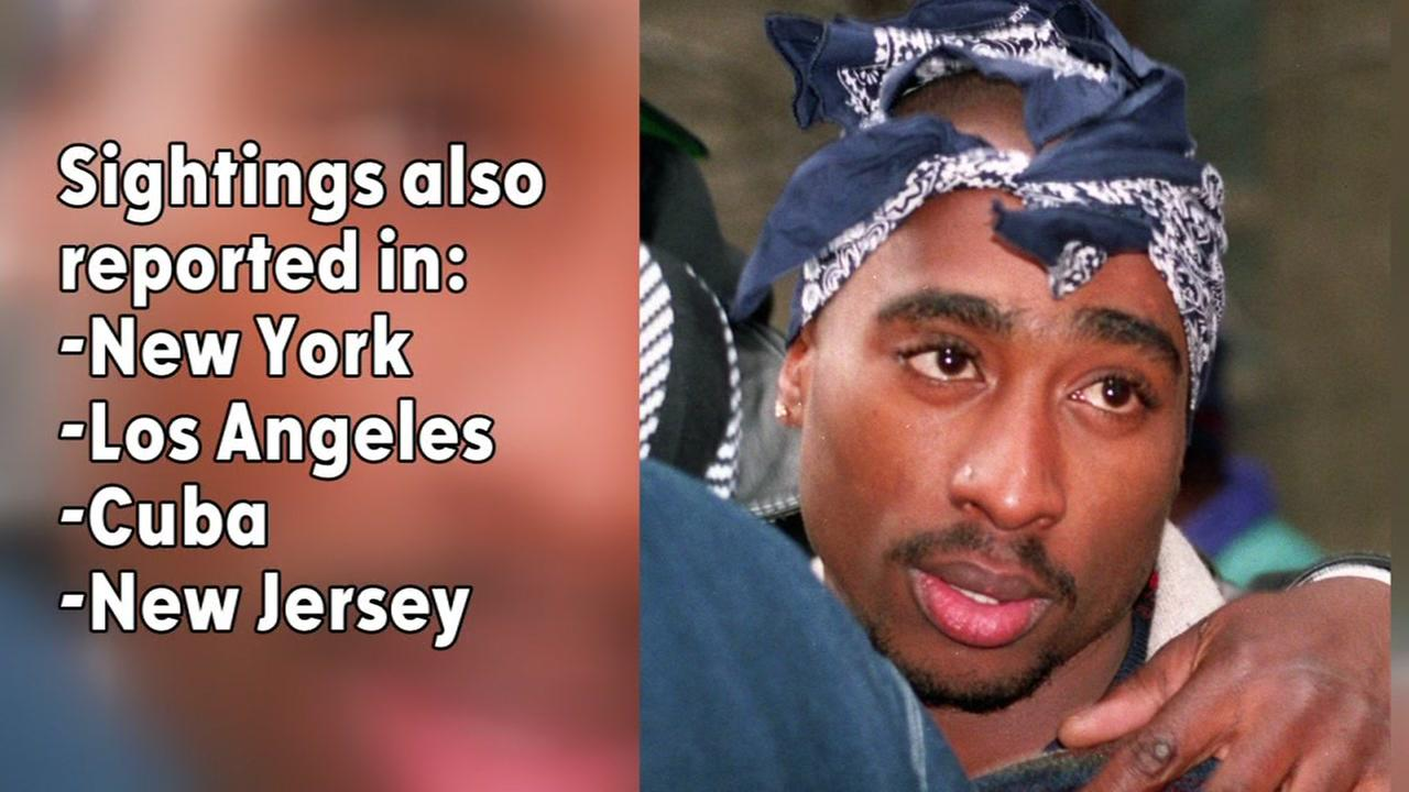Is Tupac alive? Inside a well-known conspiracy theory